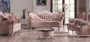 Комплект мягкой мебели Anka